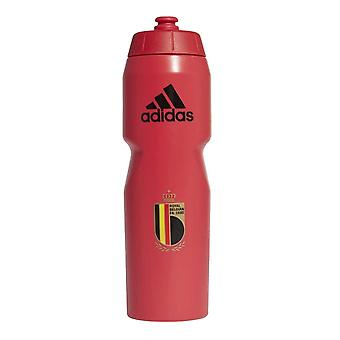2020-2021 Belgium vizes palack (piros)