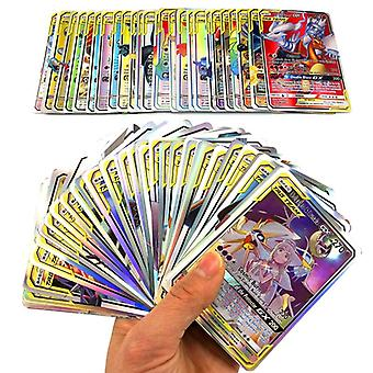 Gx Tag Team Shining Takara Tomy Pokemon Cards - Battle Carte Trading Cards Game For Children - No Repeat/non Duplicated