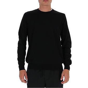 Balenciaga 583117t14391710 Männer's schwarze Baumwolle Sweatshirt