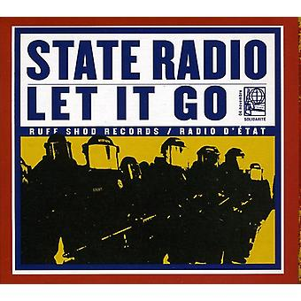 State Radio - Let It Go [CD] USA import