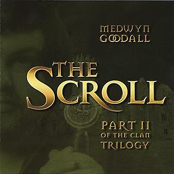 Scroll [CD] USA import
