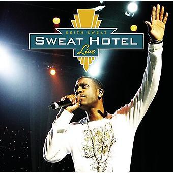 Keith Sweat - Sweat Hotel Live [CD] USA import