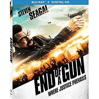 Fim de uma importação de arma [Blu-ray] EUA