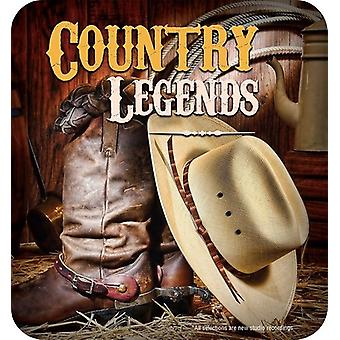 Various Artist - Country Legends [CD] USA import