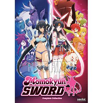 Momokyun Sword [DVD] USA import