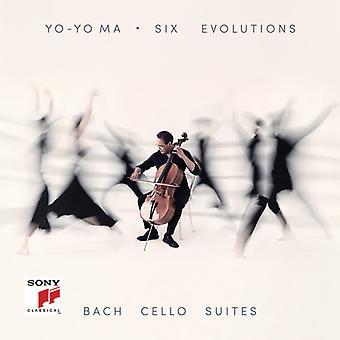 Ma*Yo-Yo - Six Evolutions - Bach: Cello Suites [CD] USA import