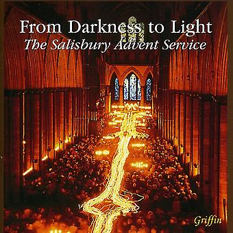 Salisbury Cathedral Boys & Girls Choir - From Darkness to Light-Advent Service [CD] USA import