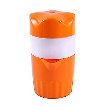 Mini Portable Manual Citrus Juicer Extractor - Fruit Squeezer for Orange  Lemon Banana Strawberry and Other Juices.