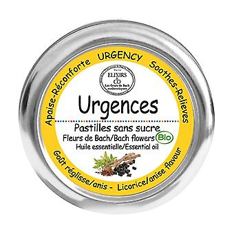 Emergency pastilles 45 g