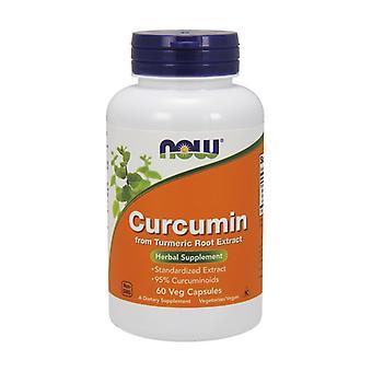 Curcumin C3 Complex Standardized Curcumin 95% Curcuminoids 60 capsules