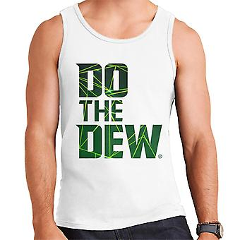 Mountain Dew Do The Dew Laser Men's Vest