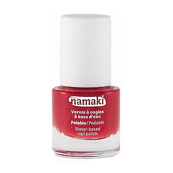 Water-based nail polish 11 Garnet 7,5 ml (Coral)