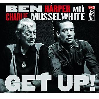 Ben Harper - Get Up! [CD] USA import