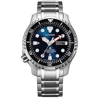 Citizen NY0100-50ME Promaster Super Titanium Automaattinen Watch 42 mm