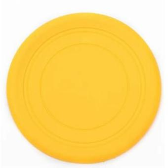 Silicone Flying Discs, Chew Resistant For Pets