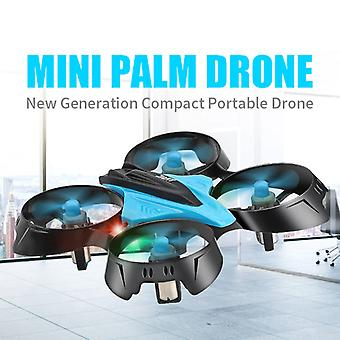 6 Axis Headless Mode One Key Return - Mini Quad Copter RC Racing Drone