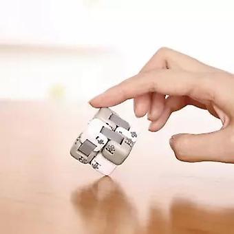 Smart Mitu Cube Spinner Finger Intelligens Mursten