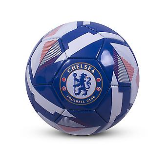 Chelsea Blue/White/Red Football Size 5 CH07002