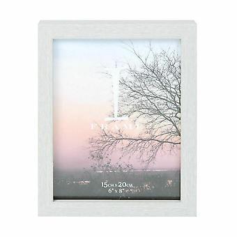 Widdop & Co. Plastic Grey 6 X 8 Photo Frame