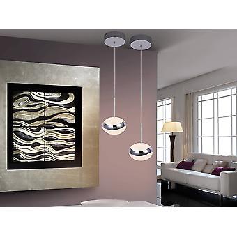 Zintegrowany wisiorek sufitowy LED Globe
