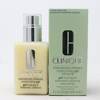 Clinique Dramatically Different Moisturizing Gel With Pump 4.2oz  New With Box