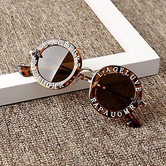 Bogstaver indgraveret, Fashion Solbriller