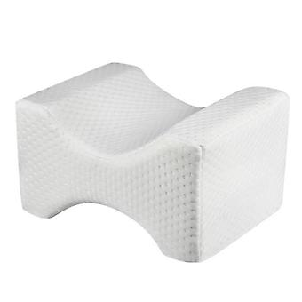 Memory Foam Knee Leg Pillow & Bed Cushion Shaping Pregnancy Body Pain Relief