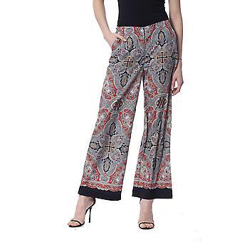 Silvian Heach Women's Multicolored Pants