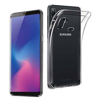 Colorfone Samsung Galaxy A6s Shell (Transparente)