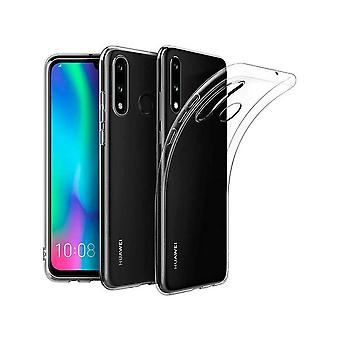 Hull For Huawei P30 Lite, High Quality Silicone Protective Cover, Transparent
