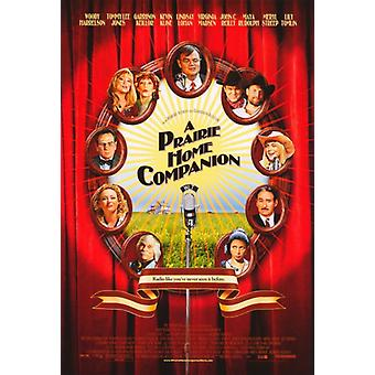 Prairie Home Companion Movie Poster Print (27 x 40)