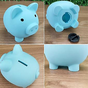 Cartoon Pig Shaped Bank Monety Schowka