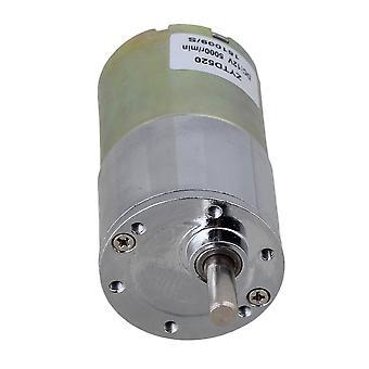Diametro 37mm DC12V 30RPM Cambio Controllo velocità Motore elettrico basso rumore