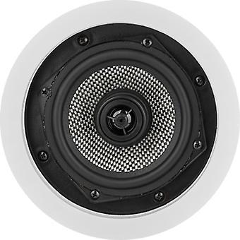 Magnat Interior IC 51, 2 Ways High-End Ceiling Recessed Speaker, White, B-Ware