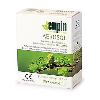 EUPIN AEROSOL 10F 10 ampoules