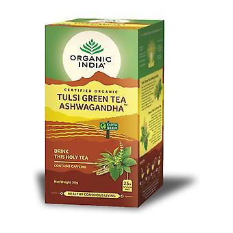 Ashwagandha Green Tea 25 infusion bags