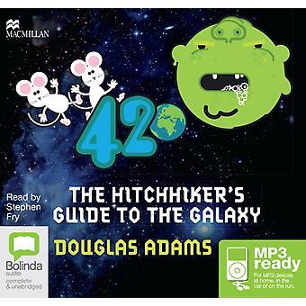 Hitchhikers opas Galaxy Adams & Douglas