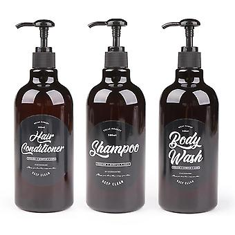 3 In 1 Bathroom Soap Dispenser