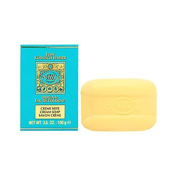 4711 By muelhens 3.5 oz creme soap bars