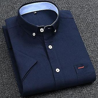 Men's Sommer pure Baumwolle Casual Slim Fit Design Kurz