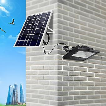 Garden Street Flood Light Led Solar Panel Powered Lamp Path Light Sensor Night