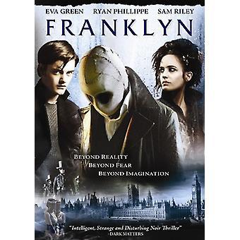 Franklyn [DVD] USA import