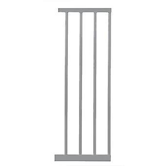 Lindam pressure fit extensions silver 28cm