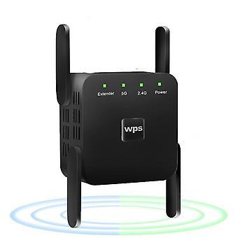 2,4 g langaton Wifi-toistin/tehostin 300m 1200 Mbps ja vahvistin 802.11ac 5g
