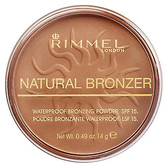 Bronzing Powder Natural Bronzer Rimmel London (14 g)