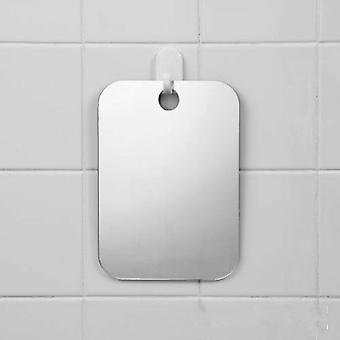 Anti-Nebel-Dusche, Spiegel, Nebellose Rasierspiegel, Badezimmer hängen, Make-up