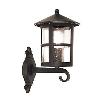 Lámpara De Pared Hereford , Negra