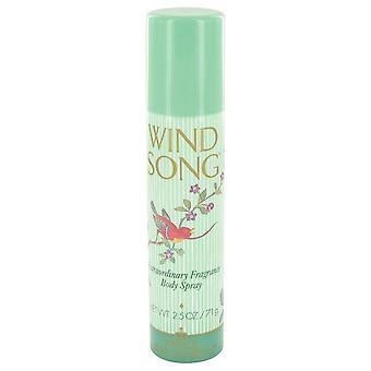 Wind Song Deodorant Spray By Prince Matchabelli 2.5 oz Deodorant Spray