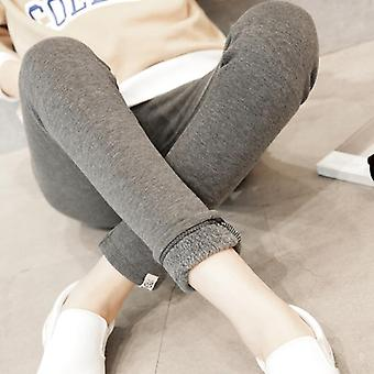 Autumn Winter Skinny Maternity Legging Elastic Waist Belly Pencil Pants Clothes