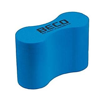 BECO Solid Swim Pull Buoy - Blue